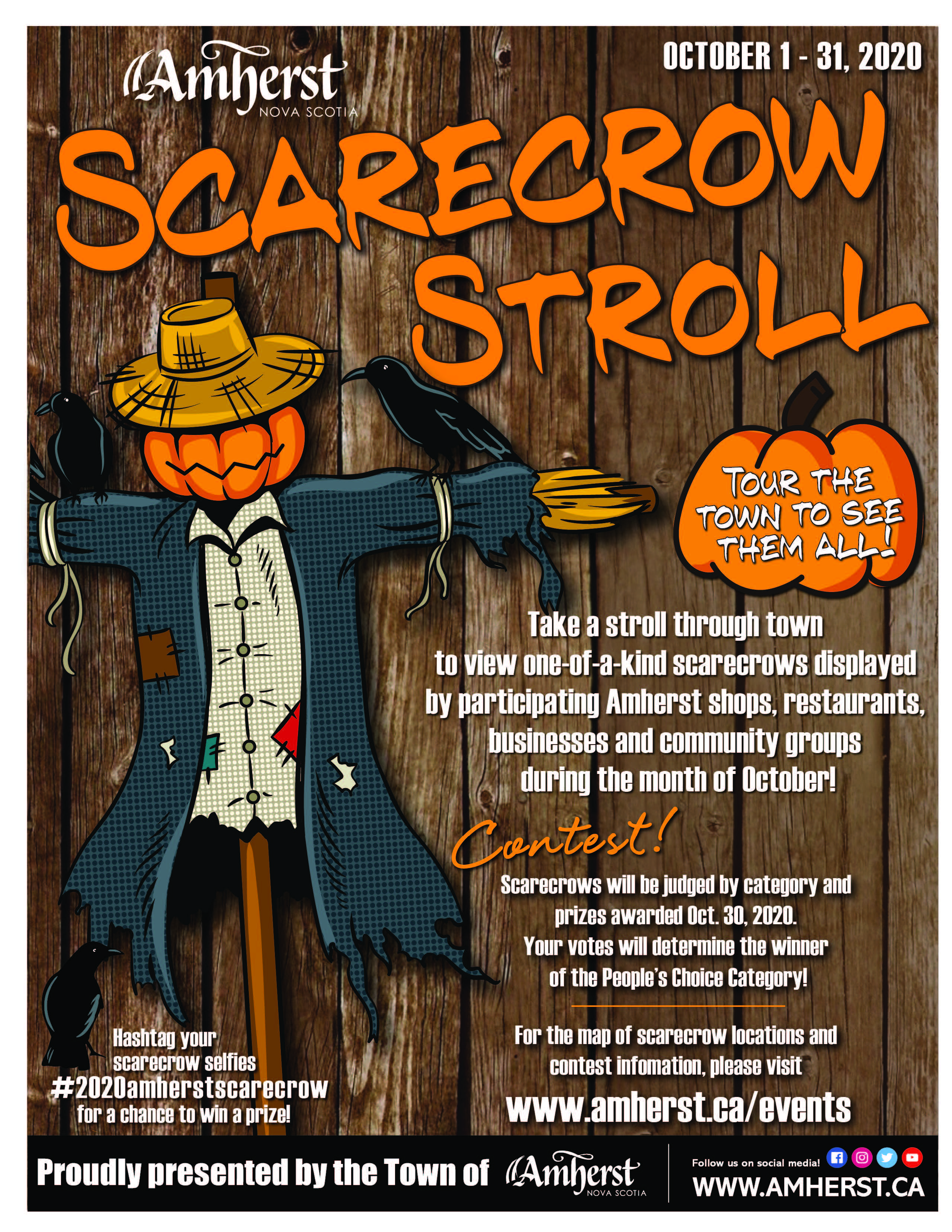 2020 ScarecrowStroll and map Page 1
