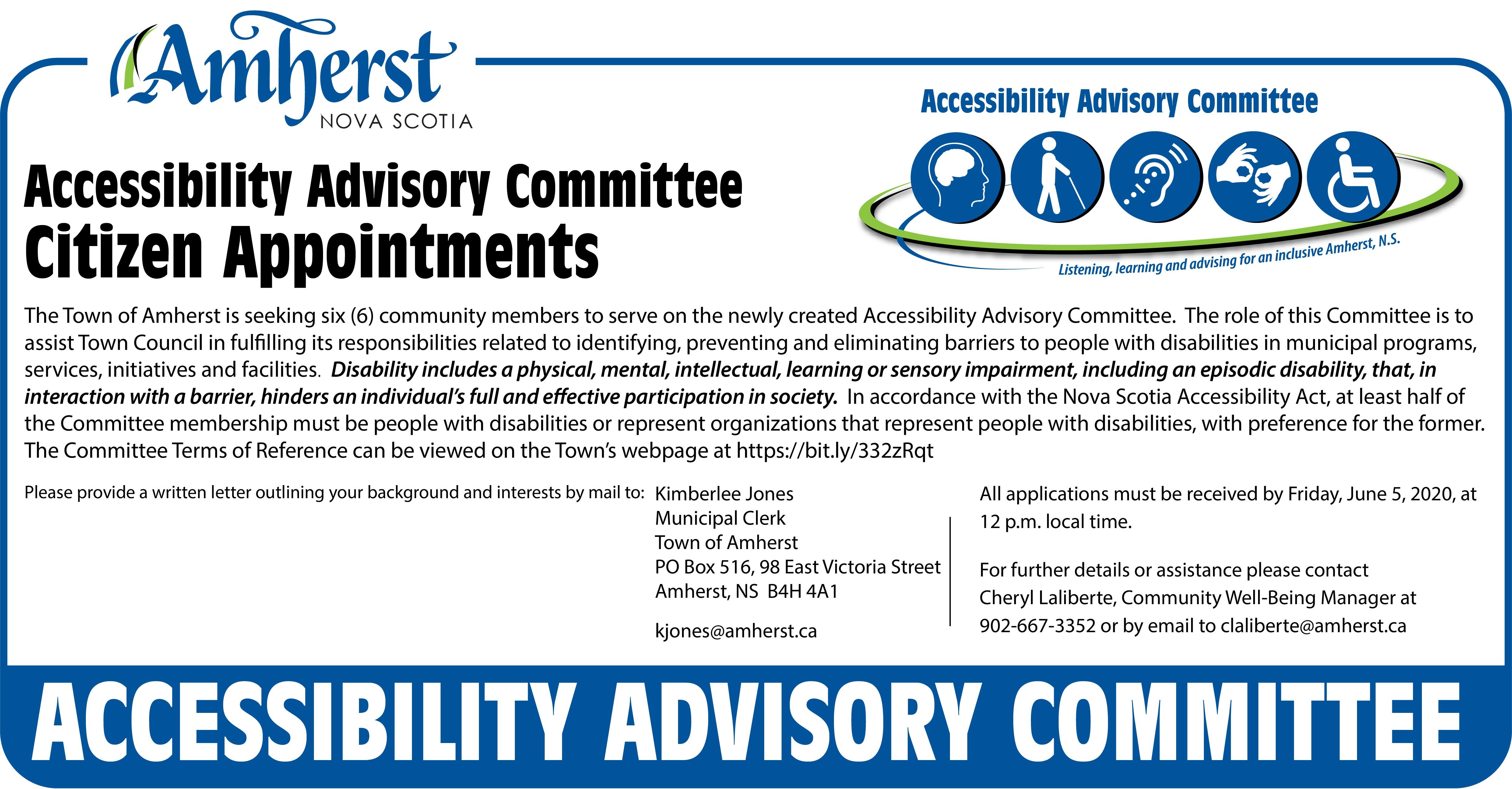 AccessibilityAdvisoryCommittee Graphic